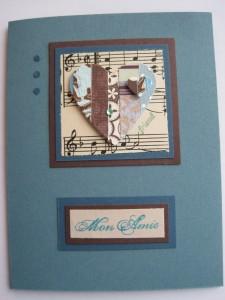 Mon Ami card