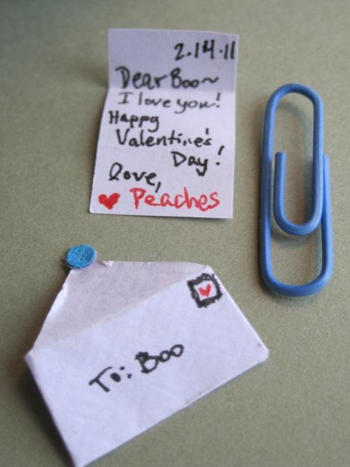 Tiny Love Letter