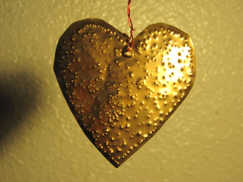 Kinectic Heart Close-Up