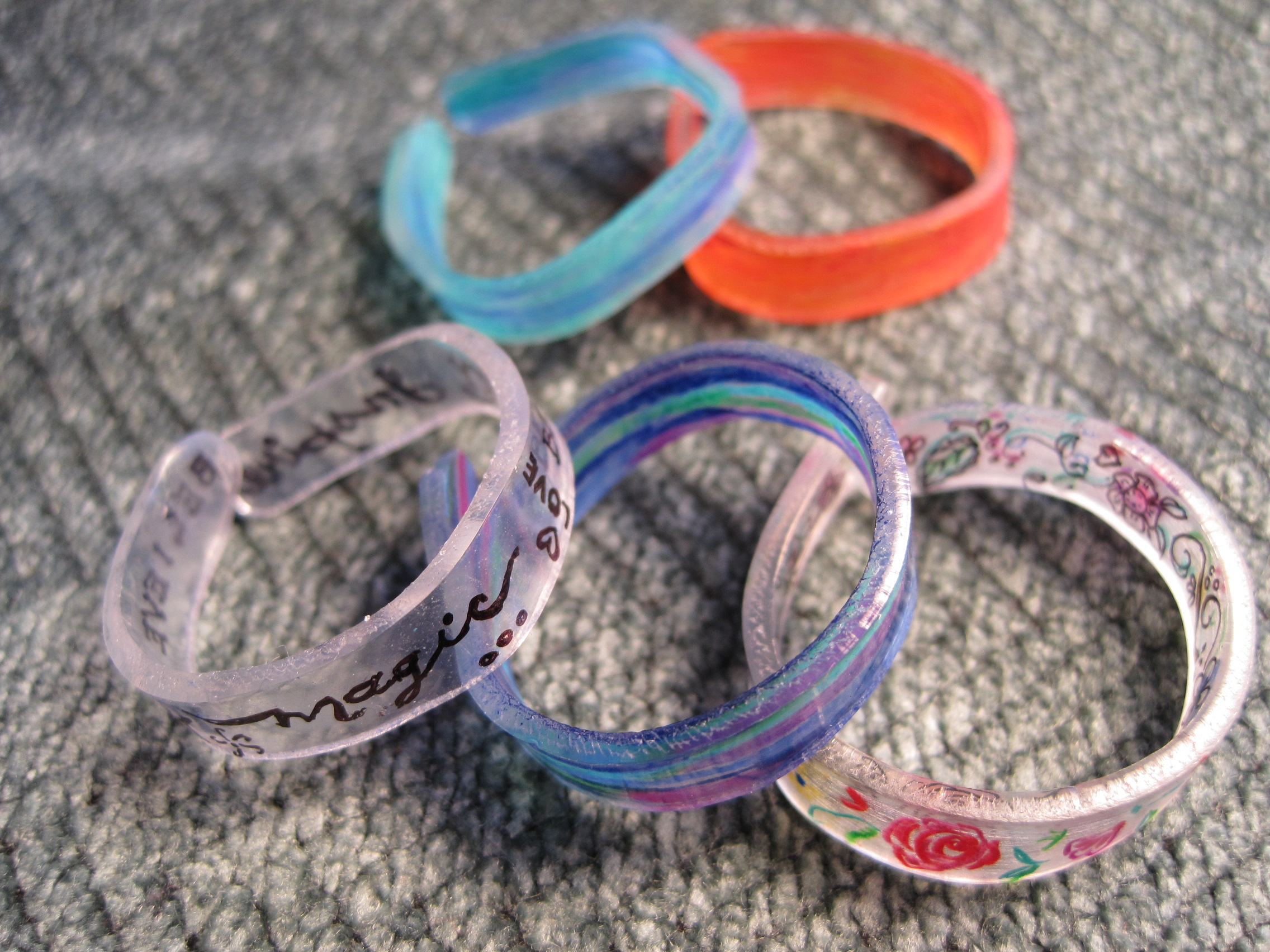 six the wreath ring crocheted soda plastic fix kim pack from rings craft