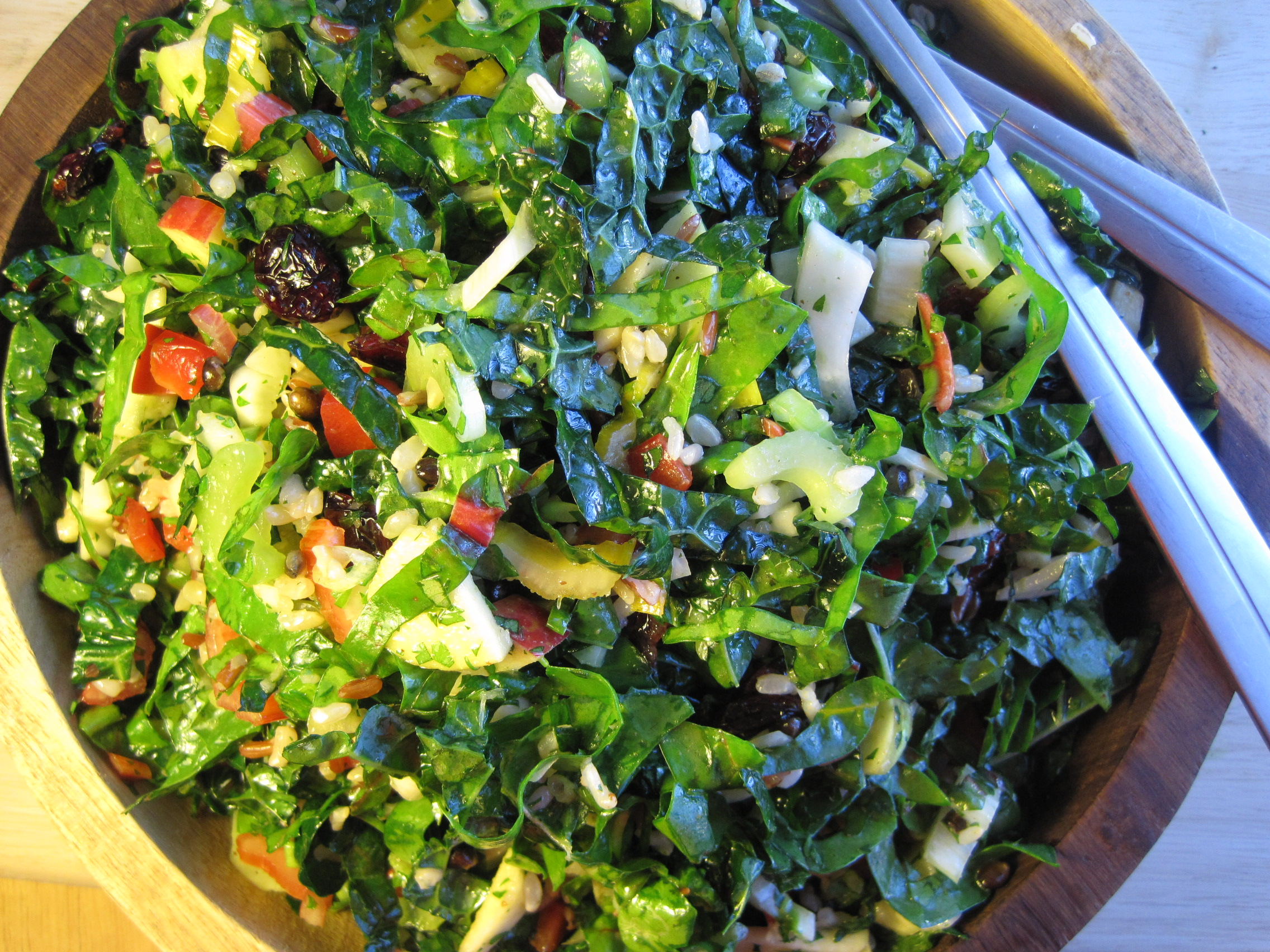 Emerald City Salad | dianne faw