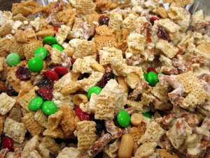 Big Batch of Christmas Crunch