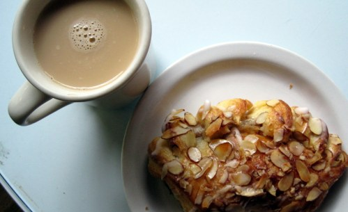 Coffee & a Bearclaw