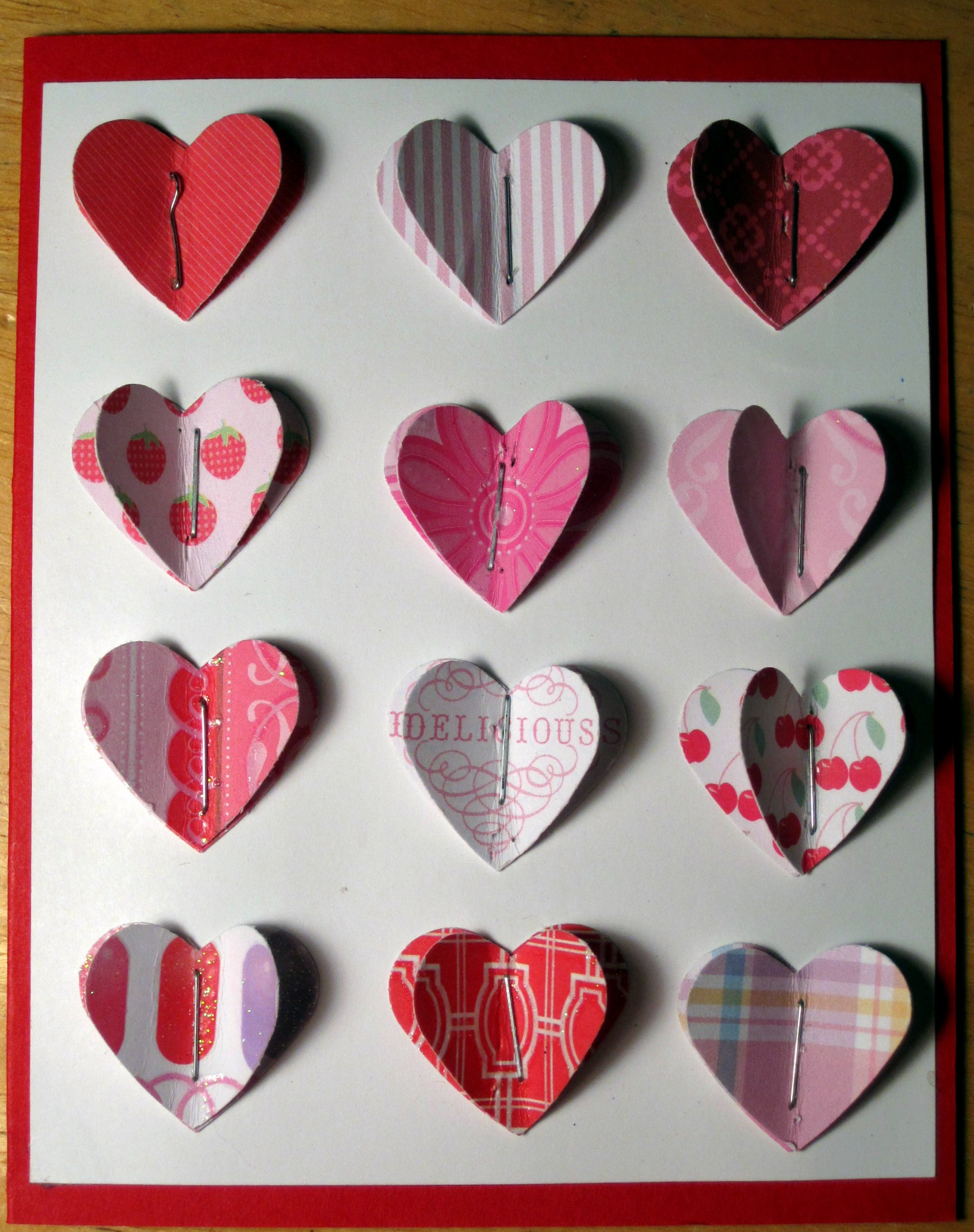 tutorials – Valentine Heart Cards