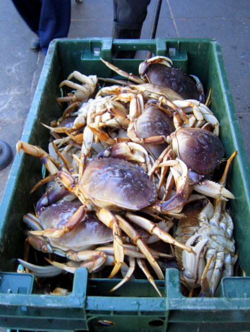 Crab Wagon