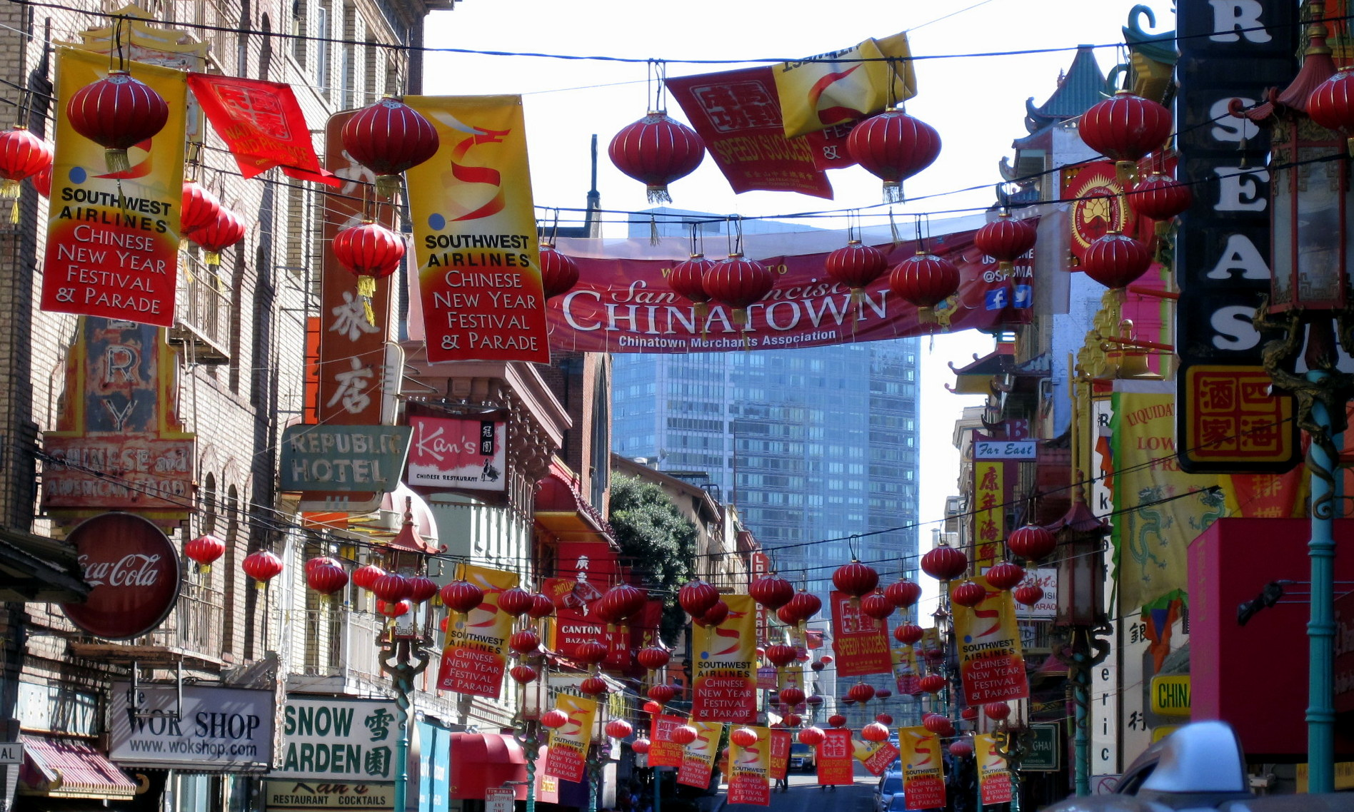 chinatown san francisco - San Francisco Chinese New Year