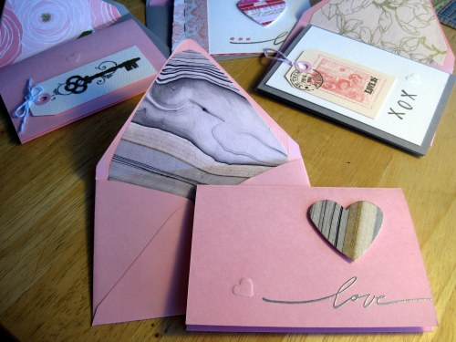 Coordinate Card w/  Envelope