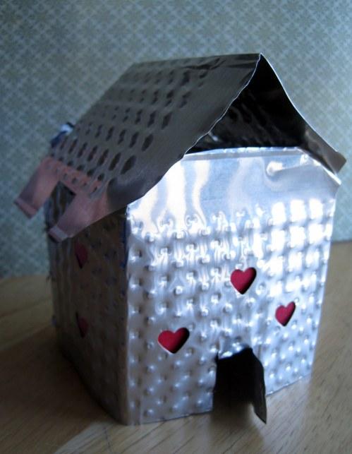 Folded Foil House