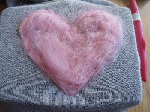 Heart sans template