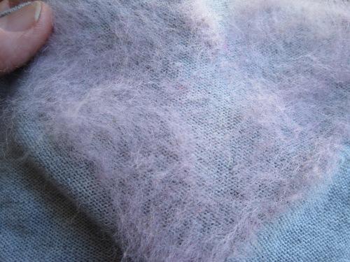 Fuzzy Underside
