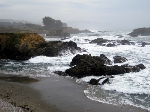 Surf at Sea Ranch