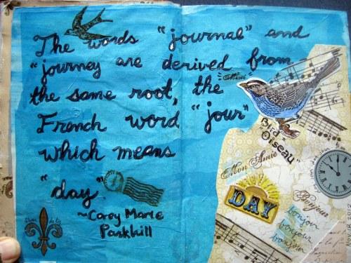 Journal = Journey