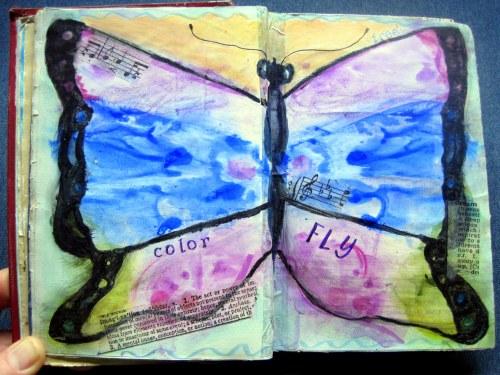 Butterfly Flutterby