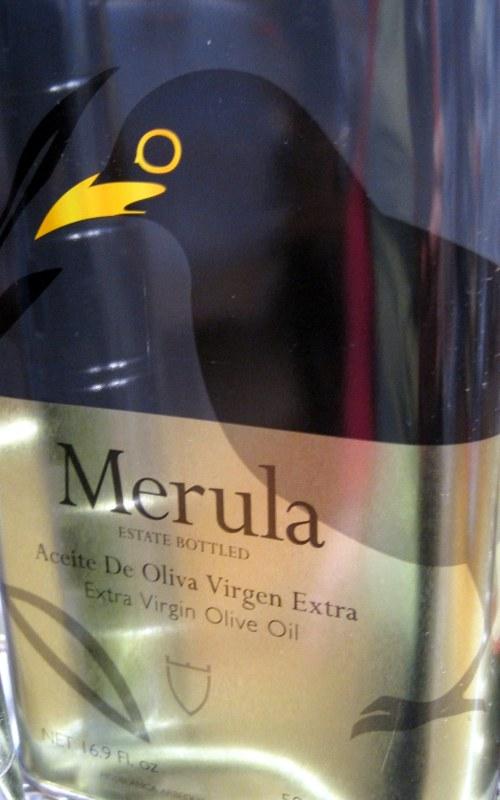 Merula Olive Oil