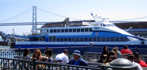 Golden Gate Ferry Boat