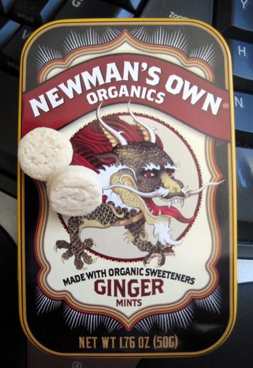 Ginger Mints