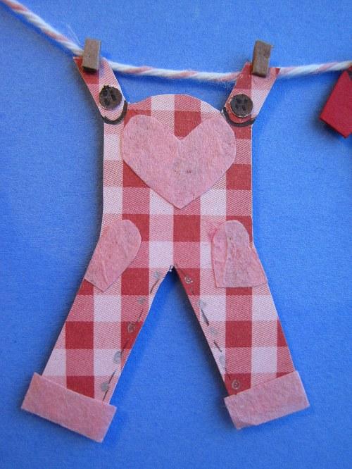 Heart Overalls