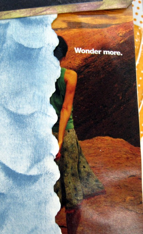 Wonder More
