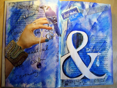 Blue &