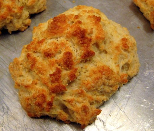 Big Buttermilk Biscuit