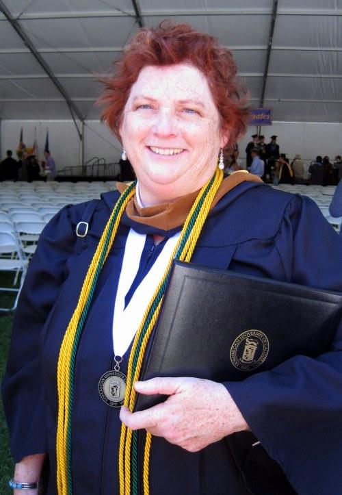 Eena the Graduate