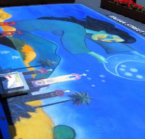Luna Mural