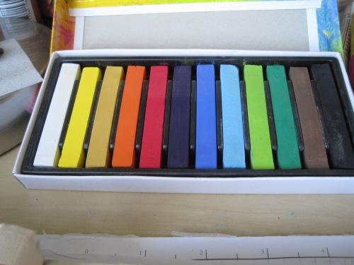 Box O' Pastels