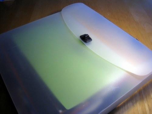 Plastic Image Case