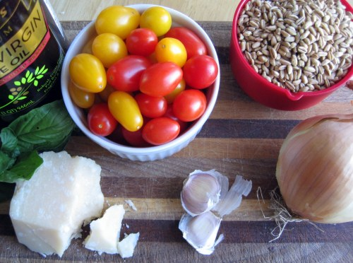 Farro Ingredients