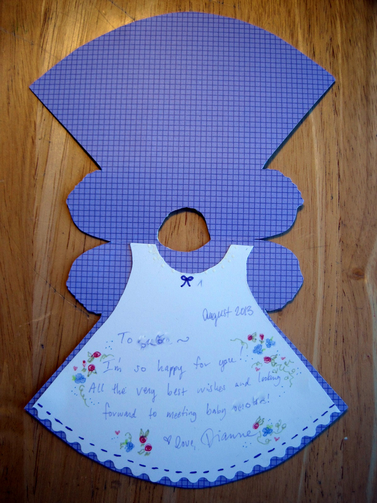 Templates for Baby Clothes Cards | dianne faw