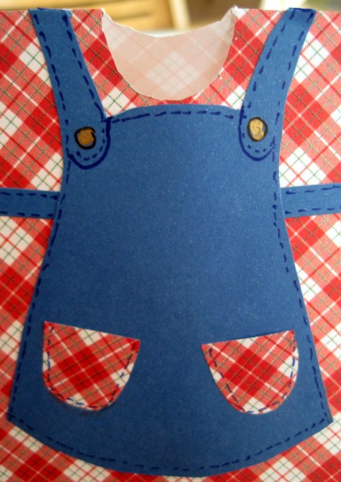 Close Up Pinafore