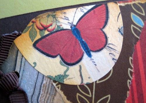 A bit of butterfly