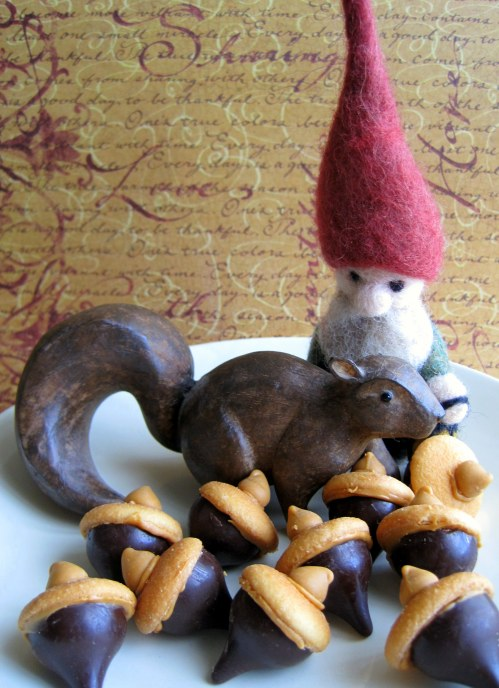Little Acorn Treats