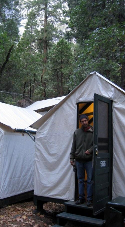 Tent Cabin 566