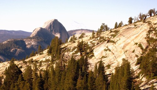 Otherside of Half Dome
