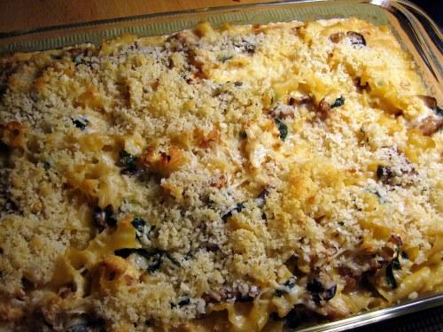 Big Pan of Pasta