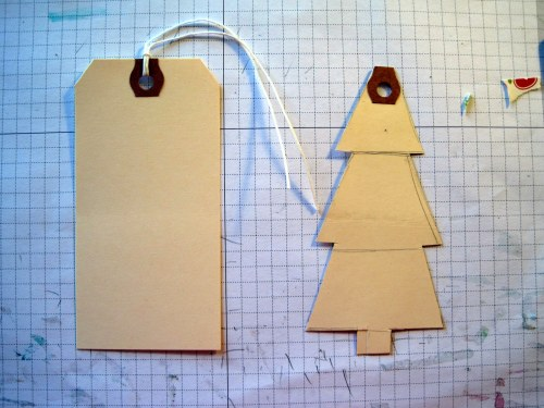 Shipping Tag and Tree Tag
