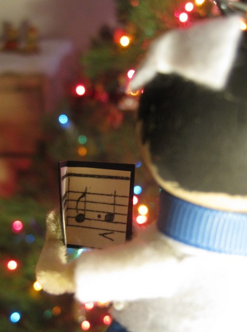Music for the caroler