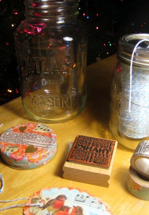 Crafting Gratitude Jar