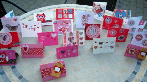 Craft & Flash Valentine's