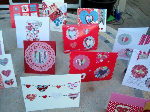 More Craft & Flash Valentine's