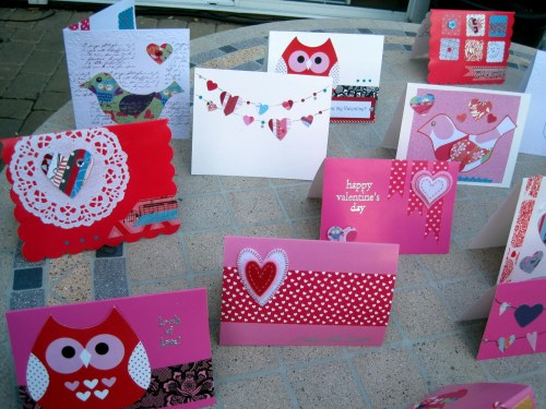 Craft & Flash Valentines