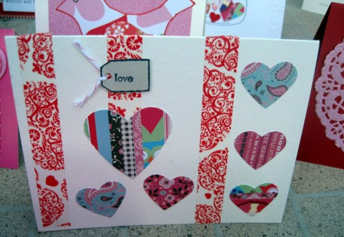 Clare's Hearts