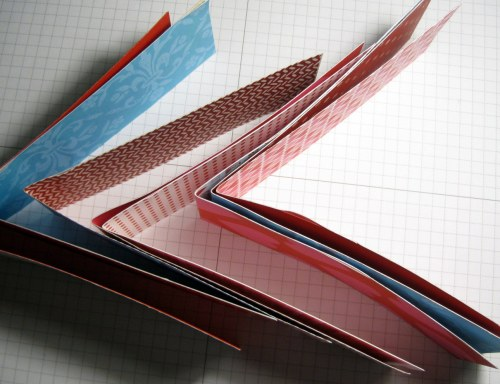 Folded Strips