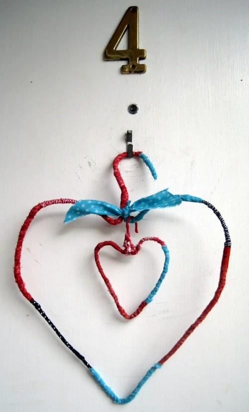 Heart on the Door of #4