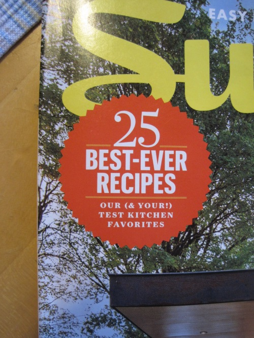 Best-Ever Recipes
