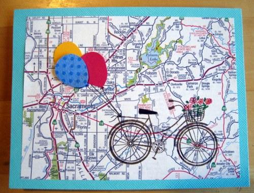 Bike & Balloons