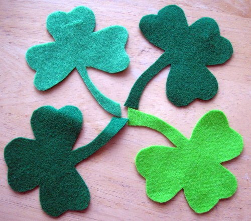 Four Shamrocks