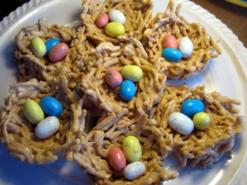 Plate of Birds Nests