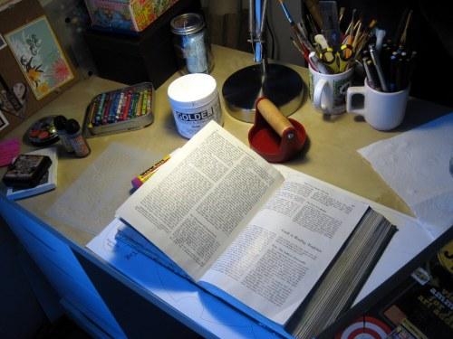 Neater Desk